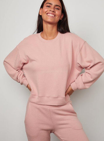 Mira Crew Neck Pullover - The 889 Shop