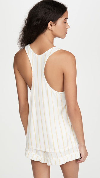 Summer Stripes Pyjama Tank