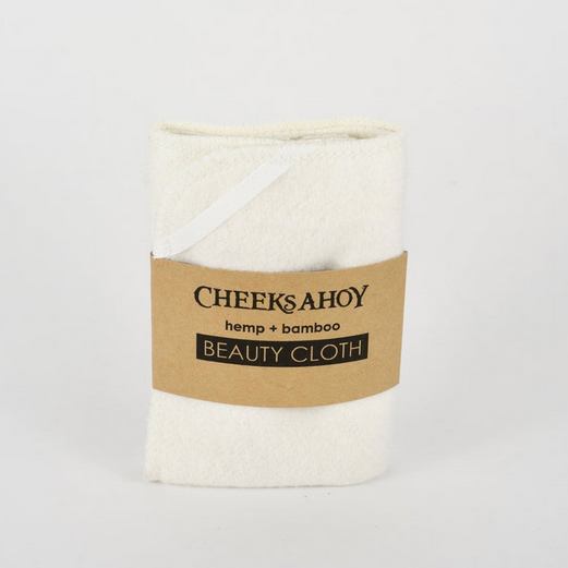 Beauty Cloth | Hemp + Bamboo