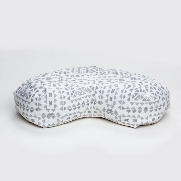 Crescent Meditation Cushion