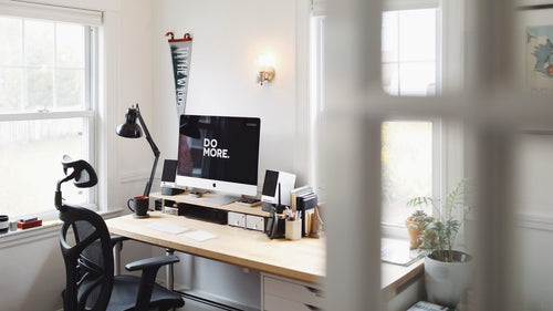 Comfortable office chair for home office set up