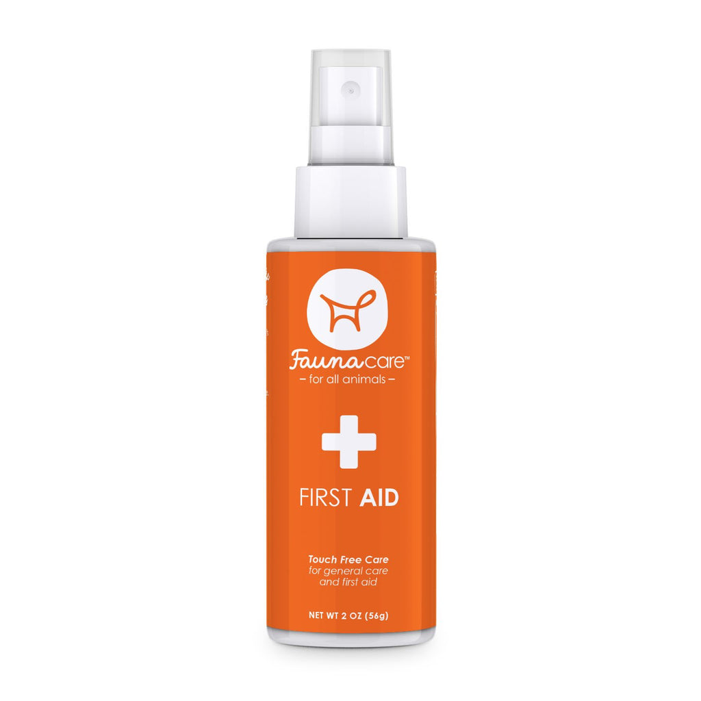 First Aid Orange Spray 2 Oz