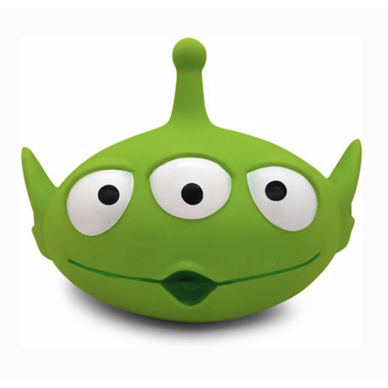 Disney Alien Squeaker Toy