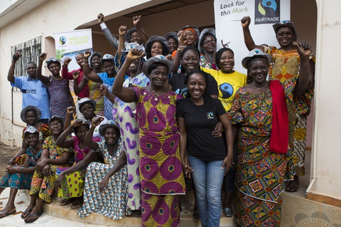 Fairtrade: making a positive mark for people and the planet