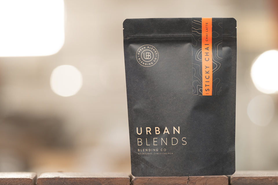 Urban Blends Sticky Chai - 1KG
