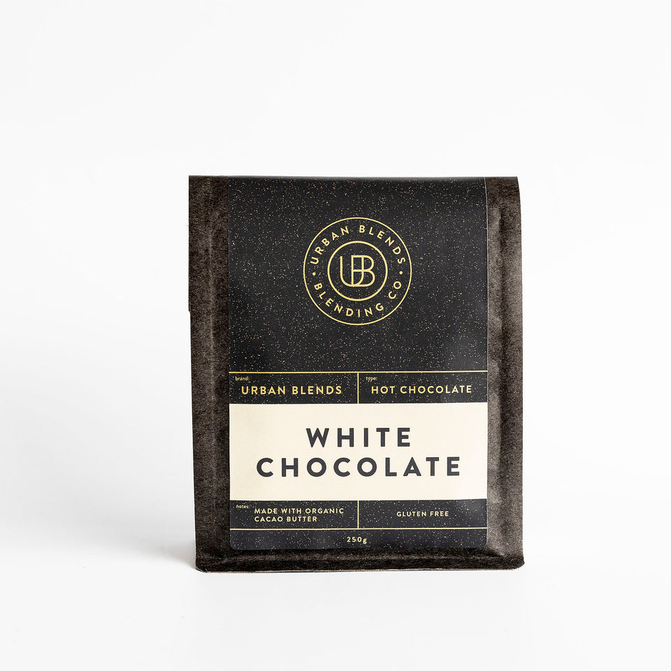 White Chocolate Hot Chocolate 250gm