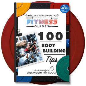 100 Bodybuilding Tips Guide eBook | The Fitness Ebook | Healthy Life Tips