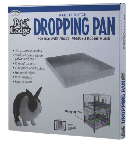 Pet Lodge dropping urine pan for AH3036 rabbit cage
