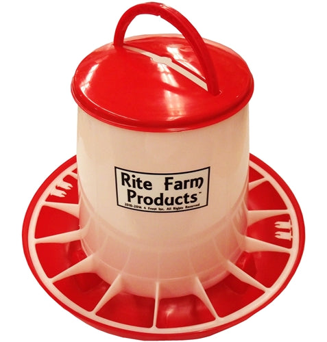 Extra Large Rite Farm Products 20 Pound Chicken Feeder
