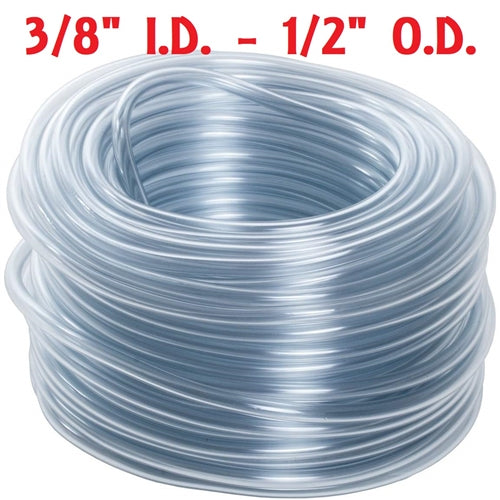 "5ft of 3/8"" Tubing Hose For Automatic Waterer Drinker Cup"