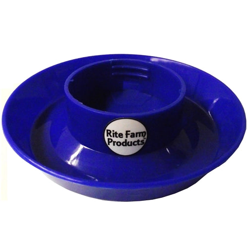 Rite Farm Products Blue Chick Waterer & Quart Jar