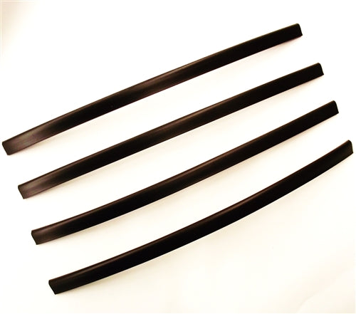 Rabbit Cage Poly Door Trim Guards 4pc Set