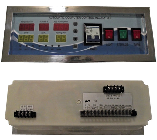 Rite Farm Products Pro Cabinet Incubator Main Control Panel