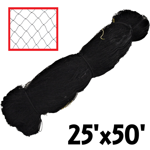25x50 Anti Bird Netting Poultry Aviary Net