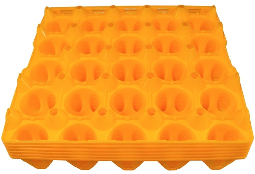 6 Pack of 20 Duck, Goose, Turkey, & Peafowl Size Egg Trays