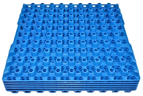 24 Pack of 90 Quail, Pigeon, Dove, & Bird Size Egg Trays