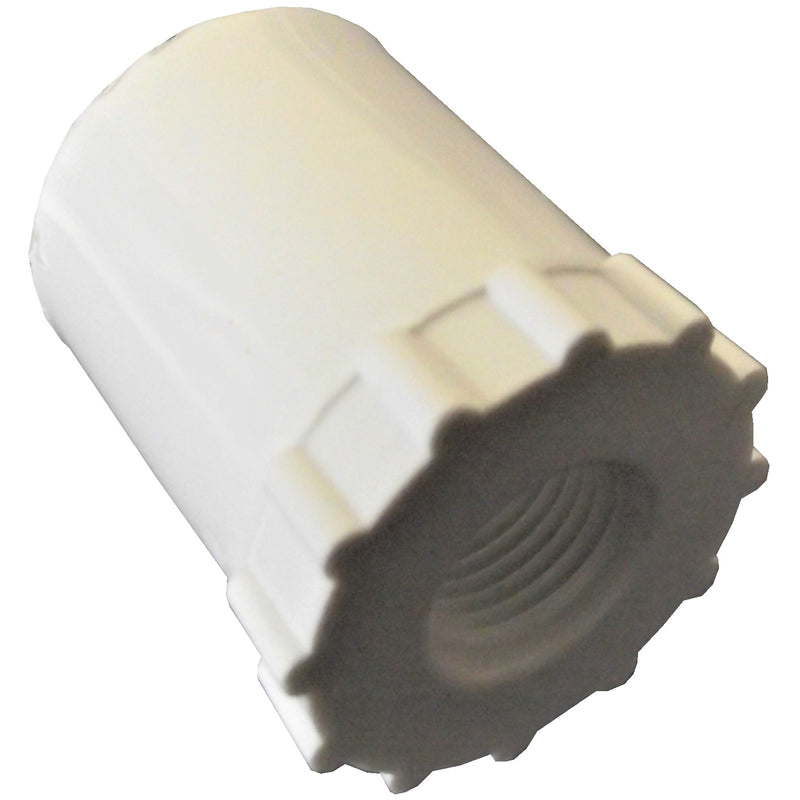 1/2 PVC Slip Adaptors For Drinker Cups, Horizontal & Vertical Nipples