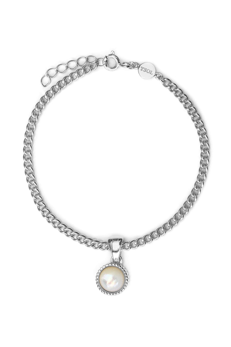 armband-cold-bubble-zilver