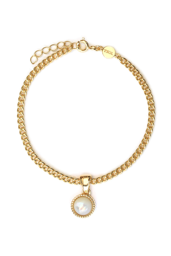 Cold Bubble Armband - Goud