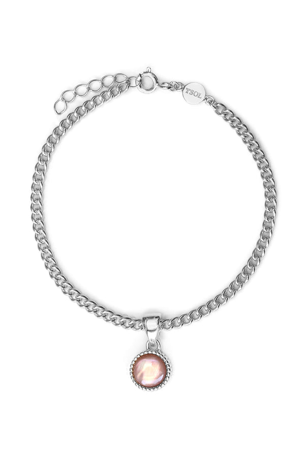 armband-warm-bubble-zilver