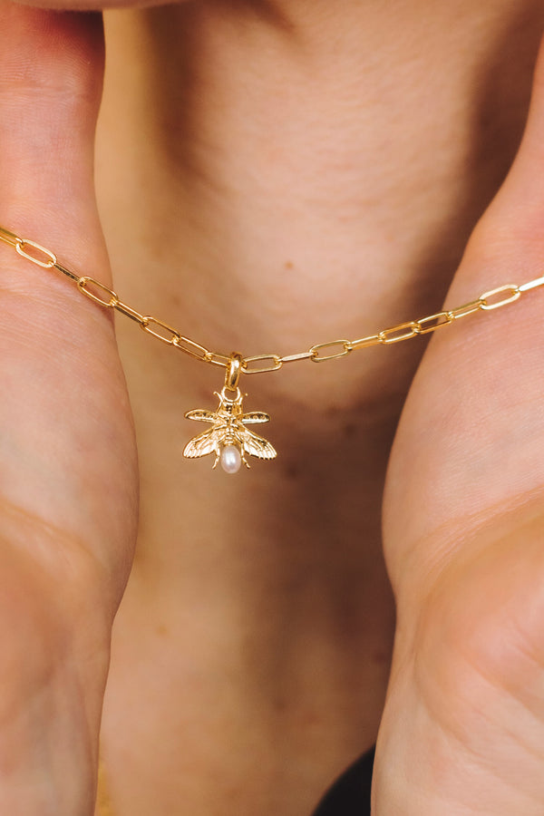 Firefly Ketting - Goud