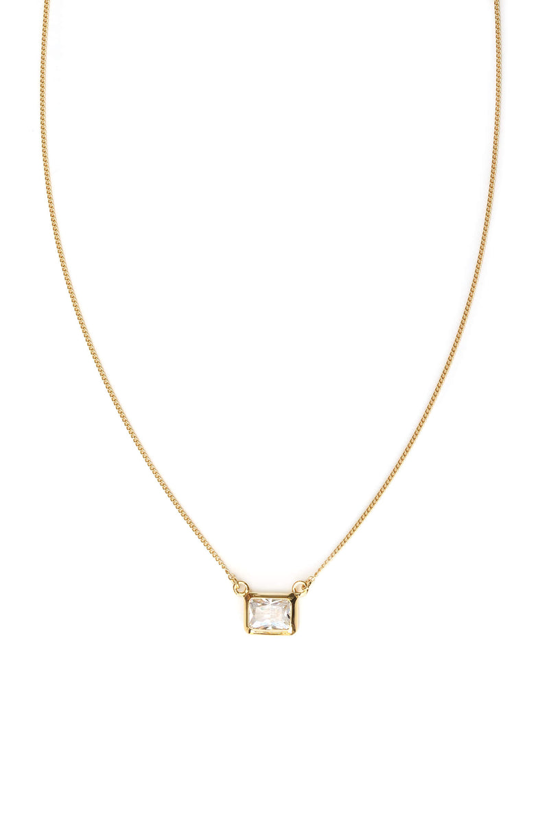 ketting-rectangle-zirconia 2