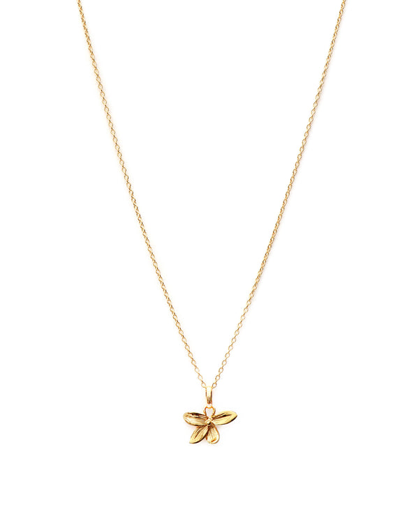 Orchid Ketting - Goud