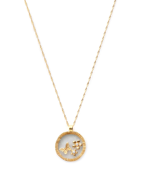 Amazon Ketting - Goud