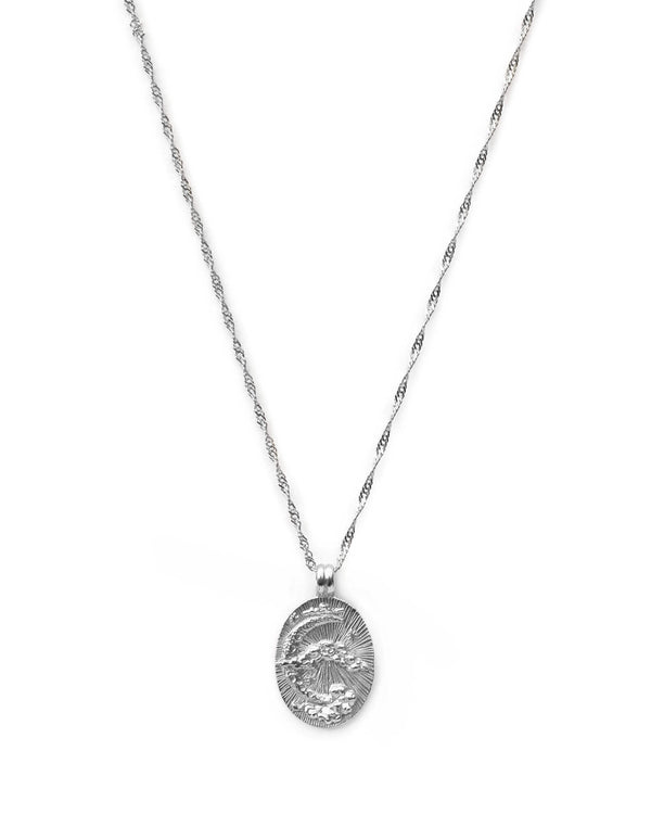 Mystic Nights Ketting - Zilver