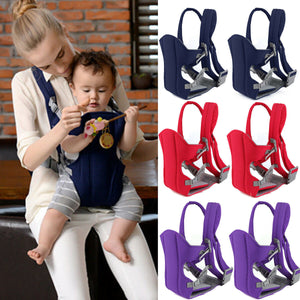 Newborn Infant  Ergonomic Adjustable Breathable Wrap Sling Backpack.