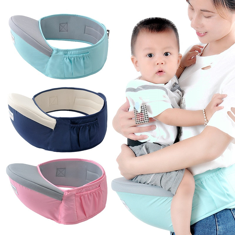 Baby Carrier Waist Stool Walkers Baby Anti-slip Sling Hold Bench Stool Backpack Hipseat Belt Kids Infant Hip Seat