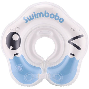 Swimming Neck Ring Circle Inflatable Infant Swimming Accessories Swim Neck Baby Tube Ring Safety Neck Float Circle Bathing buoy