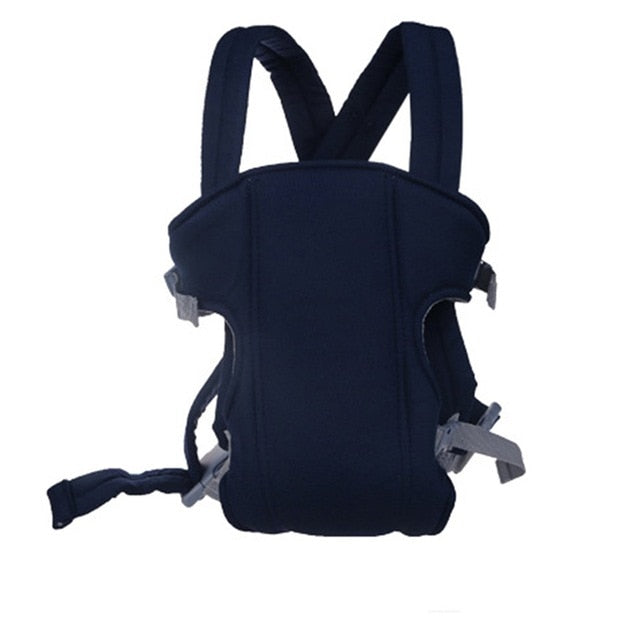 Breathable Newborn Infant Baby Simple Toddler Cradle Pouch Sling Carrier Comfortable Baby Carrier Adjustable Shoulder Belt