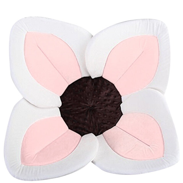 Newborn Baby Bathtub Blooming Bath Flower Bath Tub for Baby Blooming Sink Bath For Baby Infant Lotus Sunflower Cush Baby Tool