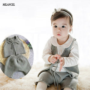 Baby Sets Vest Tops+Harem Pants 2pcs Baby Boy Clothes Infant Girl Clothing Toddlers Suits
