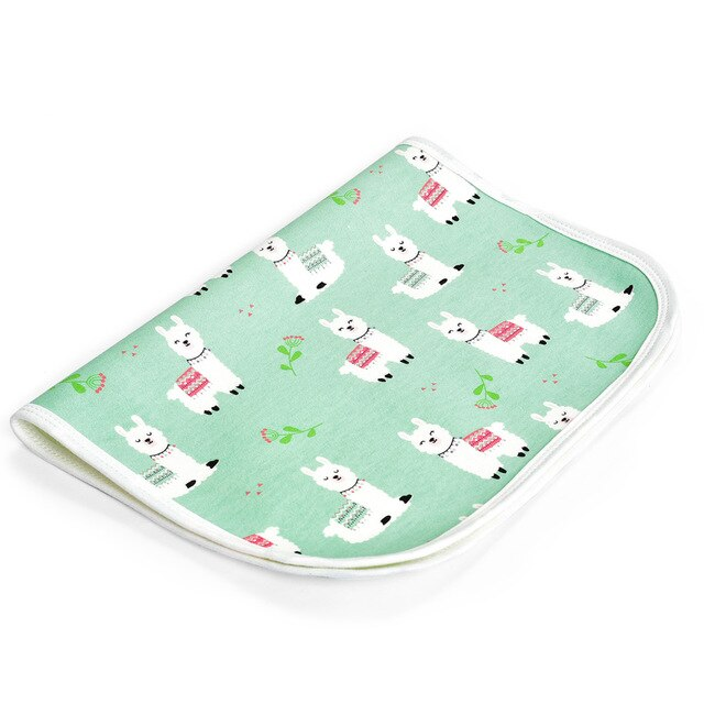 Baby Diper Changing Pad Portable Infants Diaper Mat New Changing Mat Newborns Foldable Waterproof Changing Pad Diaper