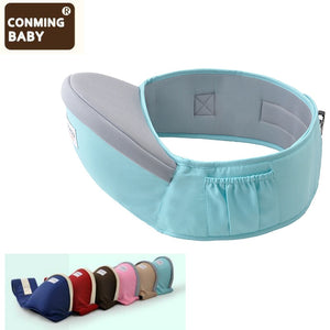 Baby Carrier Waist Stool Walkers Ergonomic Infant Toddler Sling Hold Waist Belt Backpack Hipseat Belt Kids Infant Hip Seat