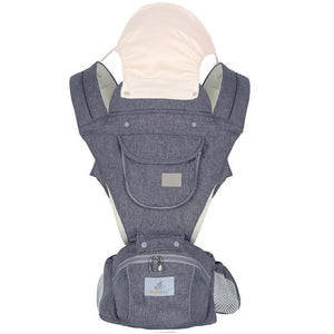 Ergonomic Baby Carrier Suitable For Baby And Newborn Kangaroo Backpack Baby Travel Carrier 0-36 Months Child Backpack