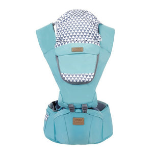 Ergonomic Baby Sling Carrier Backpack Portable Wrap Infant Front Facing Breathable Baby Carrier Kangaroo Hipseat Heaps 0-18M