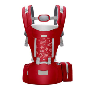 Multifunctional Breathable Baby Carrier Bag Waist Stool Walker Baby Sling Belt Kids Infant Hold Hip Seat J71