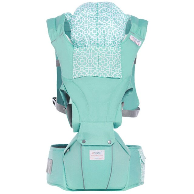 Cotton Baby Carrier Ergonomic Carrier Backpack Hipseat for Newborn and Prevent O-Type Legs Sling Baby Kangaroos
