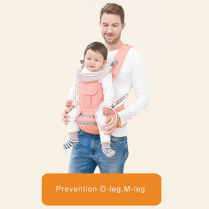 New Arrival Baby Sling Waist Stool 3 In 1 Multi-function Breathable Ventilation Waist Stool Baby Hip seat