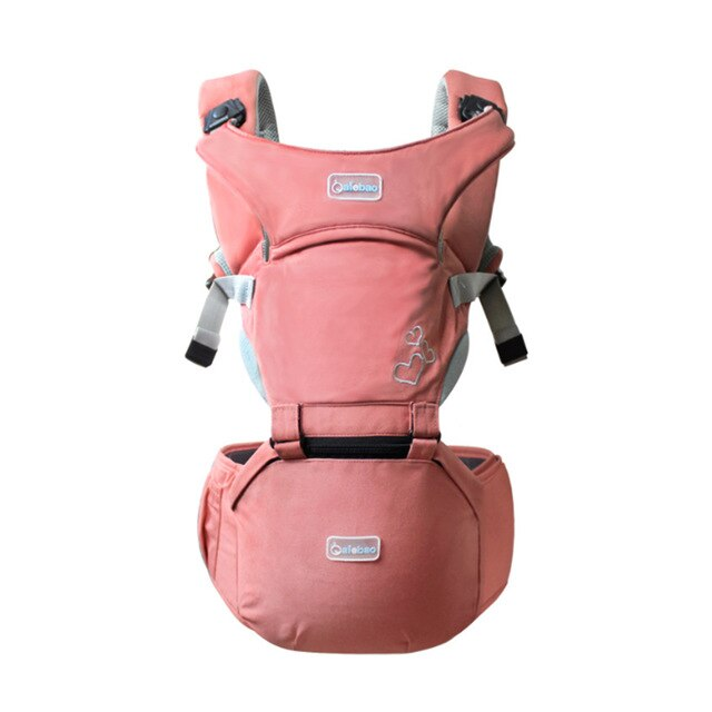 Multifunctional Baby Hip Seat Carrier Ergonomic Soft Infants Waist Stool Strap for All Seasons 3 Colors