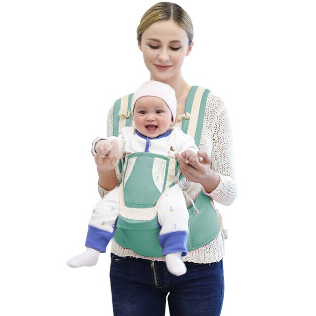 Baby Carrier Ergonomic Carrier Backpack Hipseat For Newborn And Prevent O-Type Legs Sling Baby Kangaroos