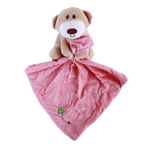 High Quality Baby Care Comfort Towel Baby Cartoon Animal Washable Comfort Towel Soft Skinless Baby Bath Towel