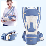 Ergonomic Baby Backpacks Carrier Cushion Front Sitting Kangaroo Baby Wrap Sling Travel Multifunction Infant 0-48M Dropshipping