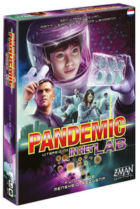 Pandemic (EN) Gamekeeper Spel