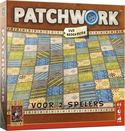 Patchwork Gamekeeper Spel