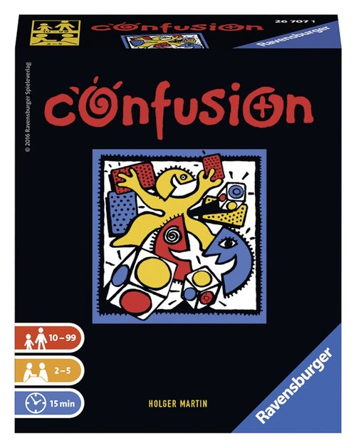 Confusion The Gamekeeper Spel