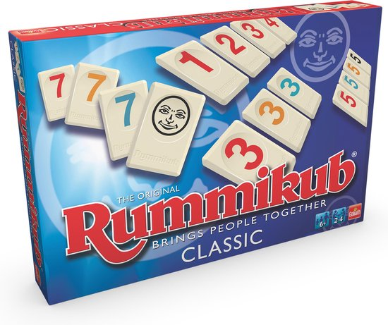 Rummikub The Gamekeeper Spel